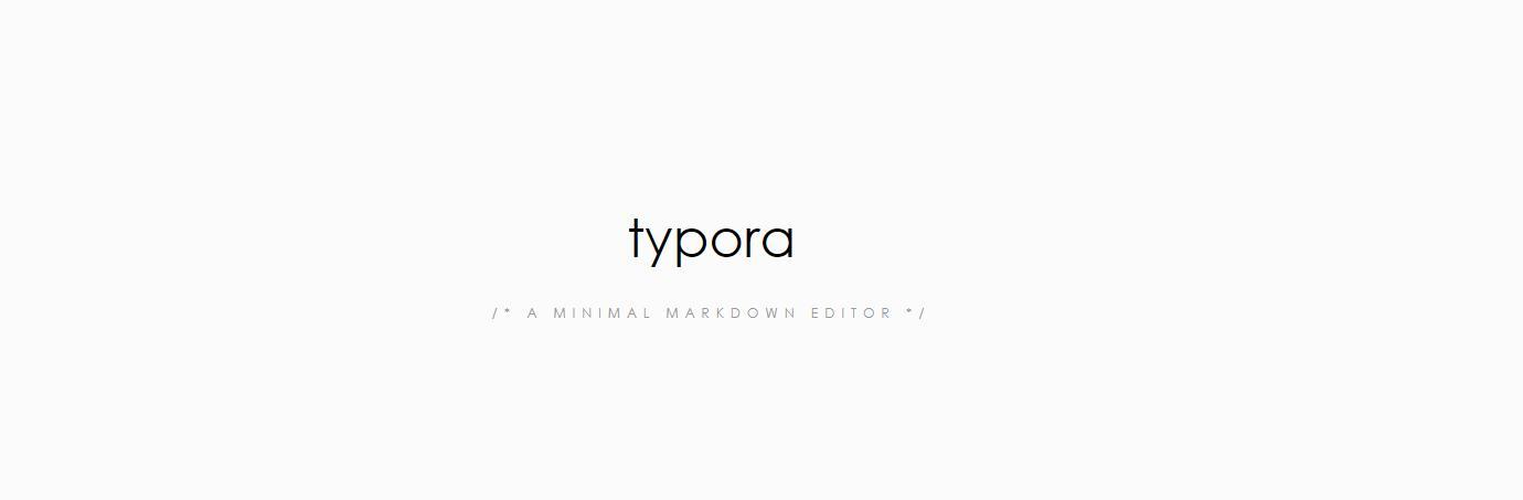 win上好用的Markdown编辑工具Typora教程